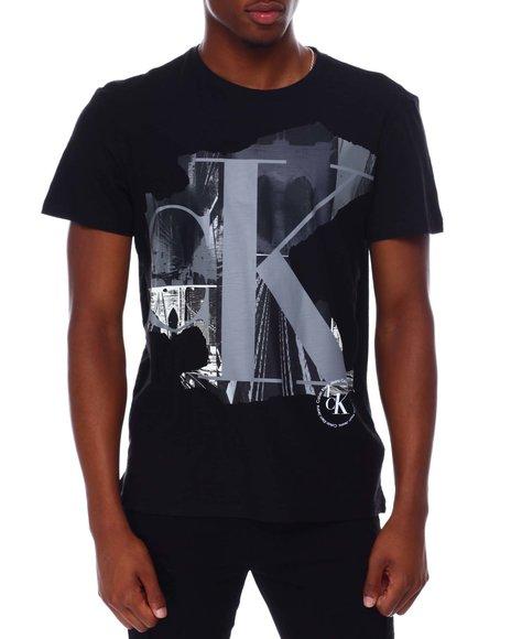 Calvin Klein - Paint Splatter CK TEE