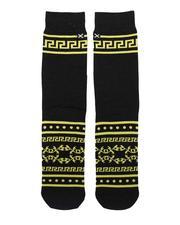 DRJ SOCK SHOP - Roma Knit Socks-2675834