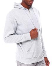 Buyers Picks - Fleece Full Zip Hooded Sweatshirt-2680627