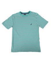 Boys - Easy Striped T-Shirt (8-20)-2681050