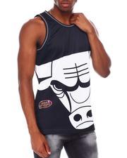 Spring-Summer - CHICAGO BULLS Big Face 3.0 Fashion Tank-2681519