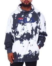 Fila - Tie Dye Pullover Hoodie (B&T)-2682080