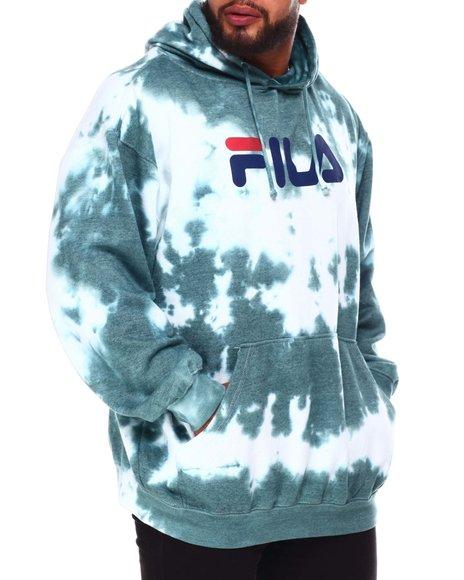 Fila - Tie Dye Pullover Hoodie (B&T)