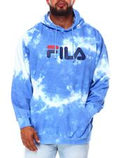 Fila - Tie Dye Pullover Hoodie (B&T)-2682092