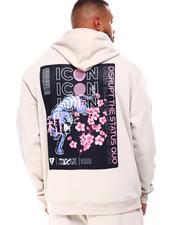 Brooklyn Cloth - Worldwide Icon Tiger Hoodie (B&T)-2682400
