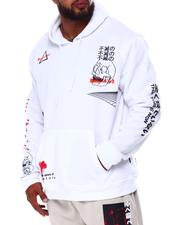 Brooklyn Cloth - Time Now Doodle Hoodie (B&T)-2682424