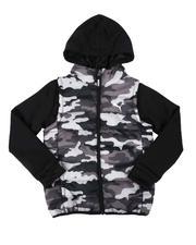 Puma - Puma Outerwear AOP Twofer Vest Jacket (8-20)-2679768
