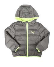 Outerwear - Puma Padded Jacket (4-7)-2679754