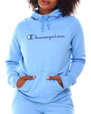 Champion - Powerblend Graphic Hoodie-2679908