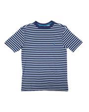 Boys - Easy Striped T-Shirt (8-20)-2681223