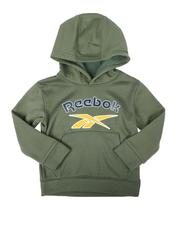 Reebok - Graphic Pullover Hoodie (4-7)-2681239