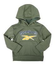 Reebok - Graphic Pullover Hoodie (8-20)-2681244