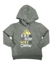 Tony Hawk - Eat Sleep Pullover Hoodie (8-16)-2682238