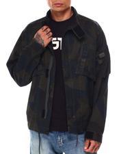 G-STAR - Sporty Slanted Pocket Indoor Jacket-2683072