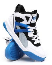 Puma - Backcourt Mid Jr. Sneakers (4-7)-2683226