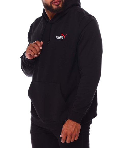 Puma - ESS+ Embroidery Logo Hoodie (B&T)