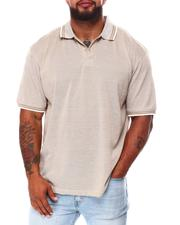 Polos - Solid Color Polo (B&T)-2682689