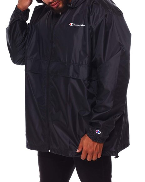 Champion - Full Zip Wind Anorak Jacket (B&T)