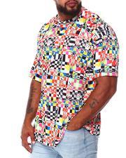 Big & Tall Faves - TV Dye Sublimation Crew T-Shirt (B&T)-2683171