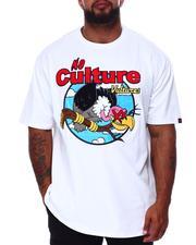 Makobi - No Culture Vultures T-Shirt (B&T)-2683675