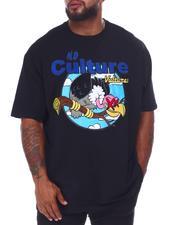 Big & Tall Faves - No Culture Vultures T-Shirt (B&T)-2683685