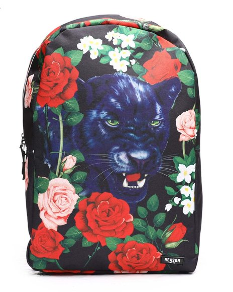 Reason - Panther Backpack (Unisex)