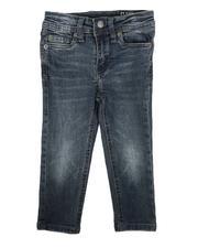 Buffalo - Slim Straight Jeans (2T-4T)-2682971