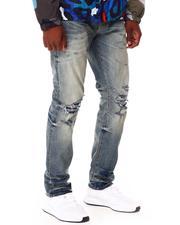 Jordan Craig - Straight Leg Distressed Jean-2683715