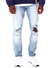 Jordan Craig - Straight Leg Distressed Jean-2683726