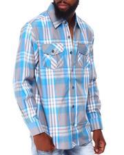 Stylist Picks - Brit Plaid Buttondown Shirt-2683828