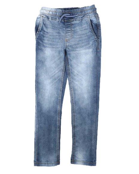 Buffalo - Pull On Knit Denim Jeans (8-20)