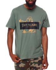 Shirts - SS BUDDHA WITH LOGO Tee-2684050