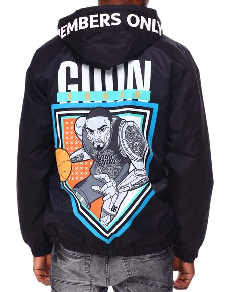 Members Only - GOON SQUAD MID WEIGHT Jacket