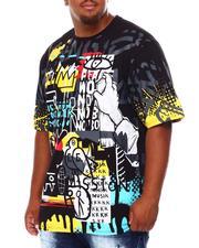 Shirts - Art Graphic T-Shirt (B&T)-2684523