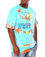 Shirts - Art Graphic T-Shirt (B&T)-2684527