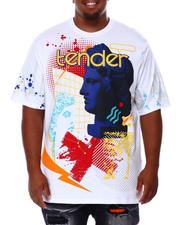 Shirts - Tender Graphic T-Shirt (B&T)-2684601