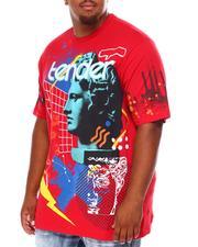Shirts - Tender Graphic T-Shirt (B&T)-2684605