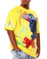 Shirts - Tender Graphic T-Shirt (B&T)-2684609