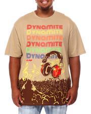 Shirts - Dynamite T-Shirt (B&T)-2685044