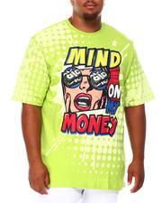 Shirts - Mind On My Money T-Shirt (B&T)-2684588