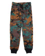 Bottoms - Camo Jogger Pants (8-20)-2684709