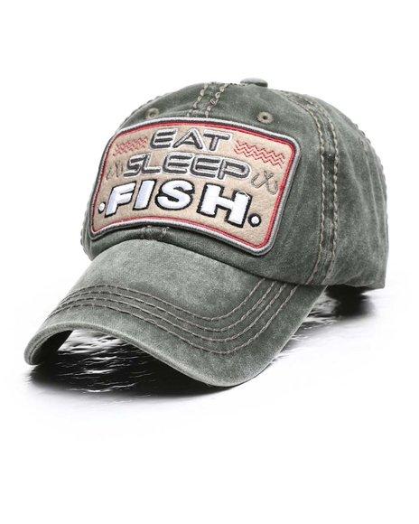 Buyers Picks - Eat Sleep Fish Ballcap