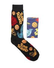 Accessories - Space Jam Crew Socks & Bandana Set-2684360