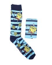 Accessories - SpongeBob Crew Socks & Bandana Set-2684398
