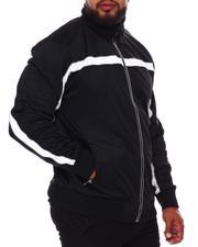 Track Jackets - Varsity Pride & Honour Track Jacket (B&T)-2686149