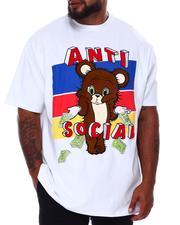 Frost Originals - Anti Social T-Shirt (B&T)-2685152