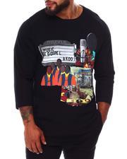 AKOO - Lyric Raglan T-Shirt (B&T)-2685162