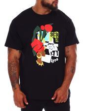AKOO - Motherland Scoop T-Shirt (B&T)-2685172