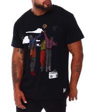 AKOO - Hoop Dreams Knit T-Shirt (B&T)-2685215