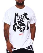 AKOO - Music Is Gospel T-Shirt (B&T)-2685166